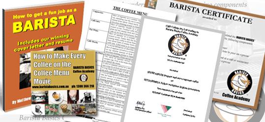 Barista Basics Mk1
